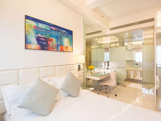 香港富薈灣仔酒店(iclub Wan Chai Hotel)尊薈客房