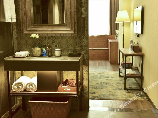 美豪酒店(深圳機場店)(Mehood Hotel)英倫風情房