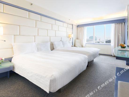 香港富豪機場酒店(Regal Airport Hotel)四人客房