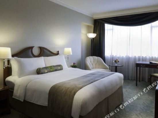 馬哥孛羅香港酒店(Marco Polo Hongkong Hotel)高級連通四人房