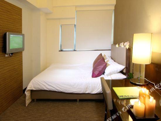 香港C酒店(Casa Hotel)標準大床間