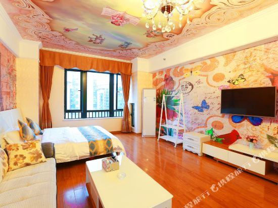 Mango Holiday Apartment Hostel (Dongguan Dongcheng Wanda)