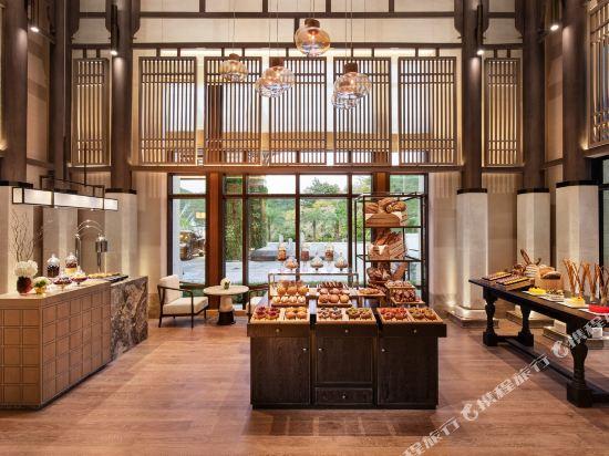 深圳佳兆業萬豪酒店(Shenzhen Marriott Hotel Golden Bay)咖啡廳