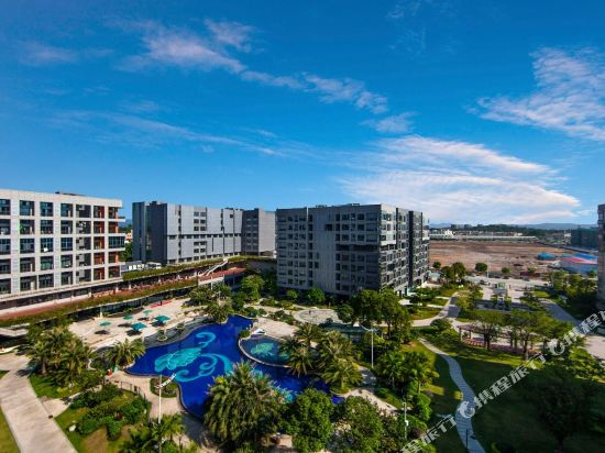 碧桂園空港鳳凰酒店(廣州新白雲機場店)(Country Garden Airport Phoenix Hotel)外觀