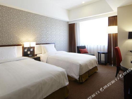 福岡皇家公園酒店(Royal Park Hotel the Fukuoka)高級三人間