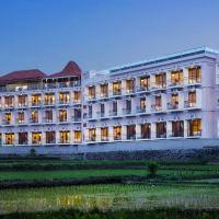 巴厘島烏布埃維特爾度假村酒店預訂