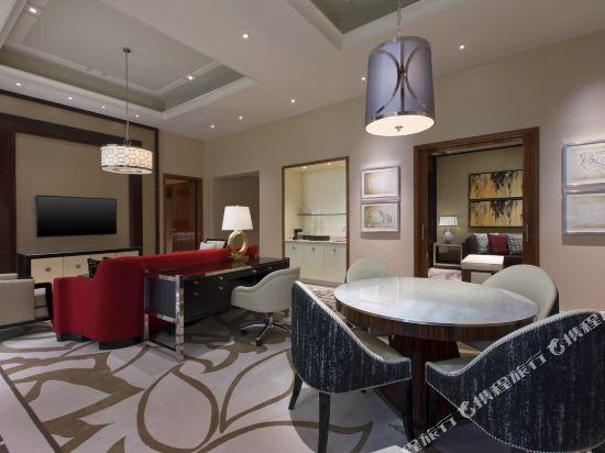 澳門喜來登金沙城中心大酒店(Sheraton Grand Macao Hotel, Cotai Central)豪華行政套房