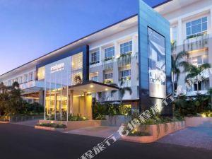 日惹伊斯特帕克酒店(Eastparc Hotel Yogyakarta)