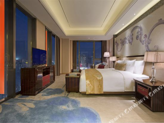 東莞萬達文華酒店(Wanda Vista Dongguan)豪華套房