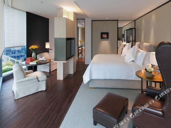 廣州文華東方酒店(Mandarin Oriental Guangzhou)行政套房