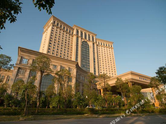 東莞曼佧特國際大酒店(Malachite Hotel)外觀