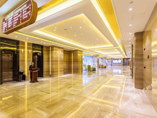 珠海拱北東方印象大酒店(The Oriental Impression Hotel)公共區域