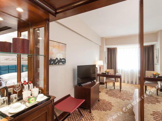 杭州中維香溢大酒店(Zhongwei Sunny Hotel)高級大床房