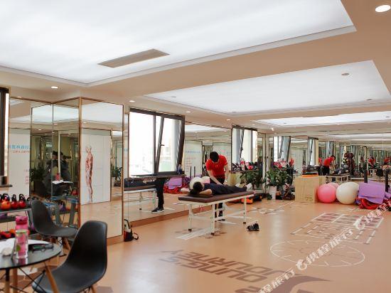 杭州中維香溢大酒店(Zhongwei Sunny Hotel)健身房