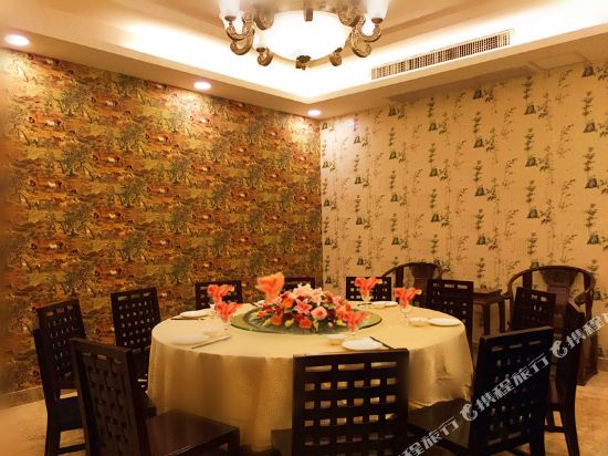 中山匯泉酒店(Huiquan Hotel)餐廳