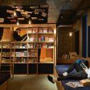 東京池袋書香入夢旅館(Book and Bed Tokyo Ikebukuro)