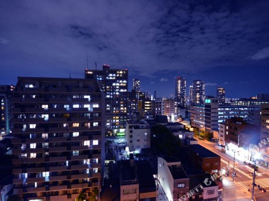 Bureau四天王寺酒店(Bureau Shitennoji Hotel)眺望遠景