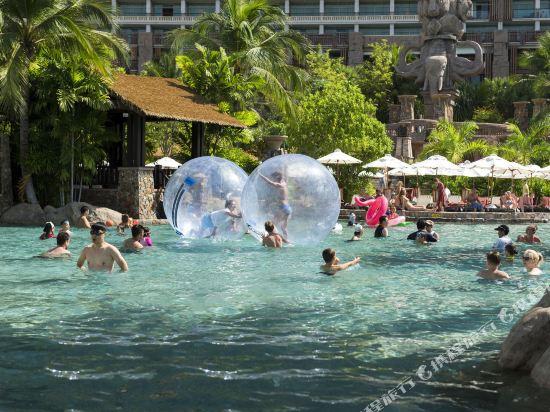 盛泰瀾幻影海灘度假村(Centara Grand Mirage Beach Resort Pattaya)健身娛樂設施