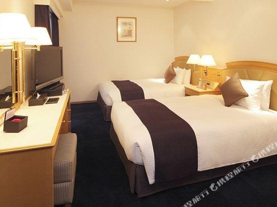 札幌格蘭大酒店(Sapporo Grand Hotel)東樓標準光閣雙床房