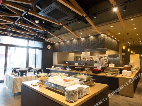 大阪心齋橋格蘭多酒店(Shinsaibashi Grand Hotel Osaka)餐廳