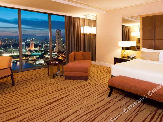 新加坡濱海灣金沙酒店(Marina Bay Sands)市景頂級俱樂部特大房