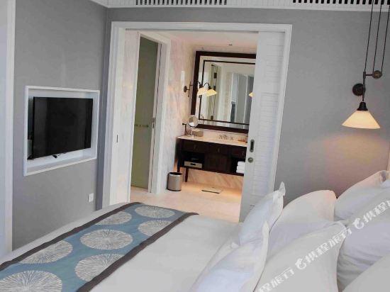 華欣洲際度假酒店(InterContinental Hua Hin Resort)高級特大床一室房