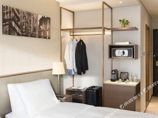 香港港島太平洋酒店(Island Pacific Hotel)豪華海景客房