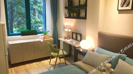 杭州設計師北歐風情之家酒店式公寓(建設三路市心路口店)