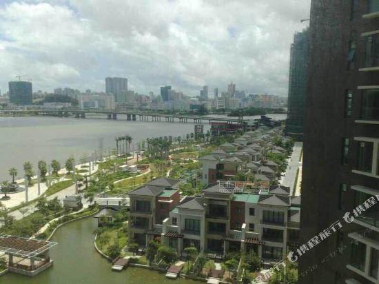 珠海世紀城酒店式公寓(Shijicheng Apartment Hotel)眺望遠景