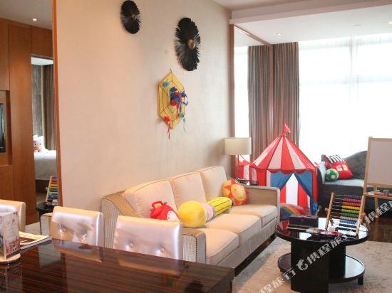 深圳皇庭V國際公寓(原皇庭禮尚公寓)(Wongtee V International Apartment)非凡親子套房