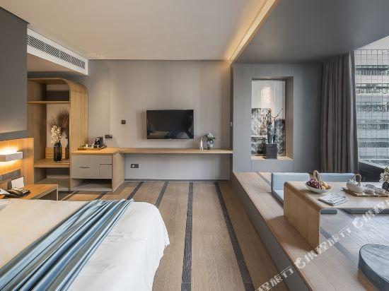 上海Pagoda君亭設計酒店(Pagoda Junting Design Hotel)和式家庭房