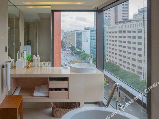 和逸飯店(台北民生館)(Hotel Cozzi Minsheng Taipei)景隅雙人房
