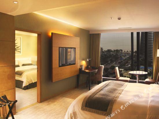 珠海竹林酒店(Bamboo Plaza Zhuhai)貴賓雙床房