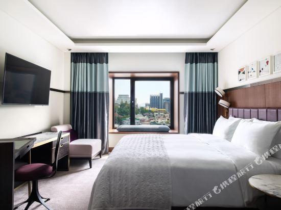 首爾艾美酒店(原,首爾麗思卡爾頓酒店)(Le Meridien Seoul)艾美經典房