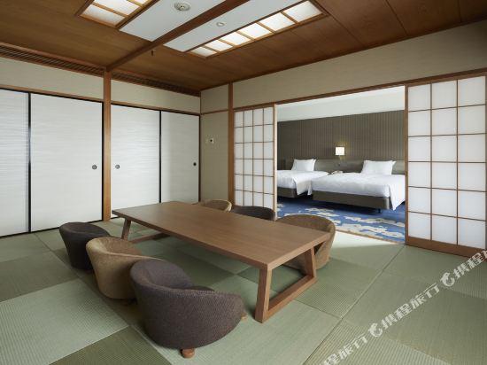 東京太陽城王子大酒店(Sunshine City Prince Hotel Tokyo)和洋式房