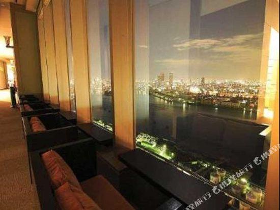 京阪環球塔酒店(Hotel Keihan Universal Tower)眺望遠景