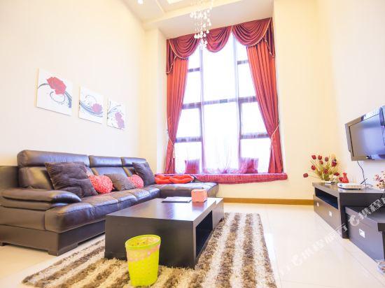 珠海世紀城酒店式公寓(Shijicheng Apartment Hotel)複式大床房