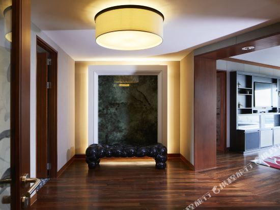 首爾世貿中心洲際酒店(InterContinental Seoul COEX)俱樂部總統套房