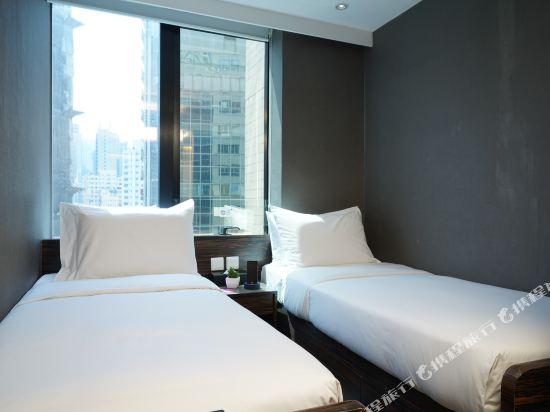 簡悅酒店(香港銅鑼灣店)(Minimal Hotel Urban)標準客房