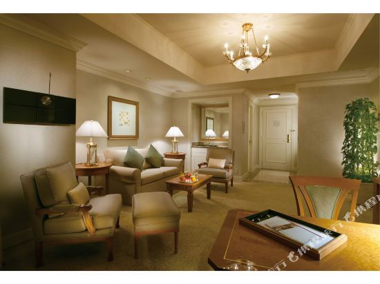 名古屋萬豪酒店(Nagoya Marriott Associa Hotel)豪華雙床套房