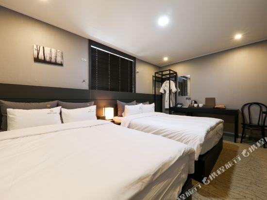 釜山B.Cent酒店(B.Cent Hotel Busan)標準雙床房