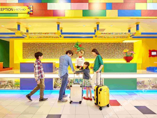 日本樂高樂園酒店(Legoland Japan Hotel)公共區域