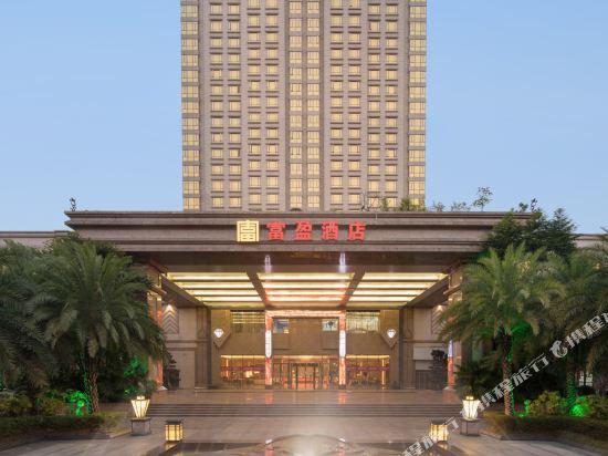 東莞石碣富盈酒店(Cinese Hotel Dongguan Shijie)外觀