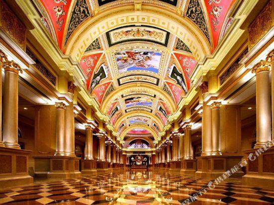 澳門威尼斯人-度假村-酒店(The Venetian Macao Resort Hotel)大堂吧