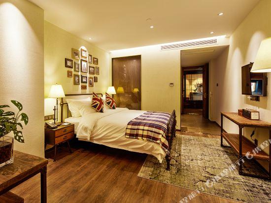 美豪酒店(深圳機場店)(Mehood Hotel)温馨浪漫大床房