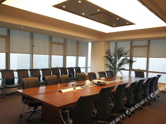 杭州印泰晤士·庭悅酒店(Thames Tingyue Hotel)會議室