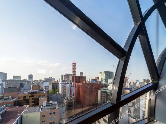 札幌大通Nest酒店(Nest Hotel Sapporo Odori)眺望遠景
