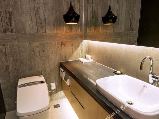 首爾設計者酒店東大門店(Hotel the Designers Dongdaemun Seoul)設計師家庭雙床套房