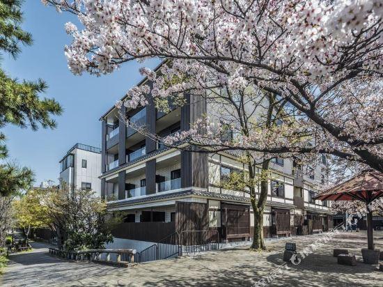 京都雅然居酒店(祇園)(Hotel Alza Kyoto)外觀