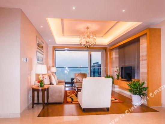 千島湖綠城度假酒店(1000 Island Lake Greentown Resort Hotel)湖景行政套房